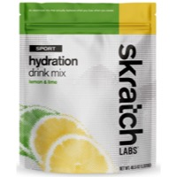 Skratch Labs Sport Hydration Drink Mix - Lemons and Limes (60 Serving Resealable Pouch)