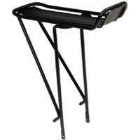 Soma Mt Heller Rear Rack - Aluminum (Black)