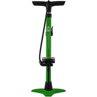 Crank Brothers Gem Floor Pumps - Green