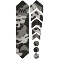 All Mountain Style Basic Honeycomb Frame Guard - Basic (Clear/Camo)
