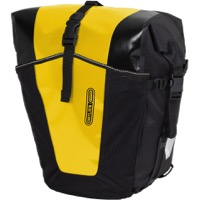 Ortlieb Back-Roller Pro Classic Rear Panniers - Yellow/Black (Pair)