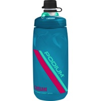 Camelbak Podium Dirt Series Water Bottles - 21 Ounce - 21 oz. (Teal)