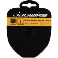 Jagwire Sport Slick Stainless Brake Cables - Shimano 2000mm (Road Only)
