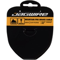 Jagwire Pro Slick Polished Stainless Brake Cables - Polished/Stainless 2000mm (Shimano/SRAM Mountain Only)