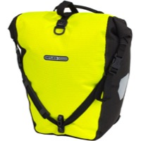 Ortlieb Back-Roller Hi Viz Rear Panniers 2018 - Hi Viz Neon Yellow/Black Reflex (Single Bag)