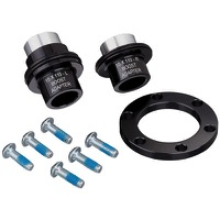 "Spank Hub Conversion Kits - 15x110mm ""Boost"" TA, Kit (Fits Boost Oozy/Spike Front Hubs)"
