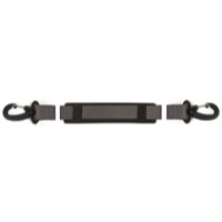 Ortlieb Shoulder Straps - Shoulder Strap 140cm (B./F.Roller City, Bike-Packer, Sport-Packer) Grey