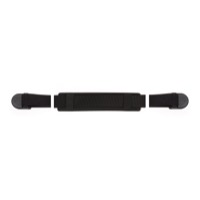 Ortlieb Shoulder Straps - Shoulder Strap Only (Bike-Box, Velo-Shopper, Bike-Tourer) Black