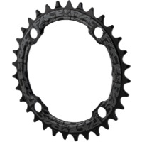 Race Face Narrow Wide Chainrings 2018 - 9/10/11/12 Speed - 104mm x 32t (Black)