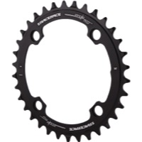 Race Face Narrow Wide Chainrings 2018 - 9/10/11/12 Speed - 104mm x 34t (Black)