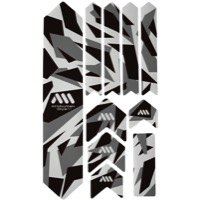 All Mountain Style Basic Honeycomb Frame Guard - Extra (Digital Camo)