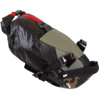 Revelate Vole Seat Bag - 25mm Valais (Black Camo)
