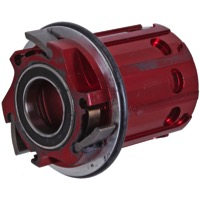 Tune Freehub Bodies - Fits Skyline, Shimano HG Freehub Body (Red)