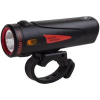 Light & Motion Urban 1000 Headlight - Headlight (Trooper Black)