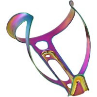 Supacaz Fly Alloy Water Bottle Cage - Oil Slick