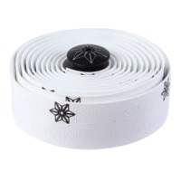 Supacaz Super Sticky Kush Bar Tape - Galaxy White w/Black