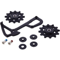 Sram Mountain Rear Derailleur Parts - GX Eagle 1x11/Force1/Rival1 Type 2.1 Inner Cage Assembly, Speed (Black)