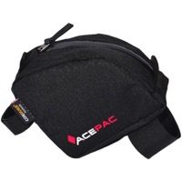 Acepac Tube Bag Frame Bag - Black
