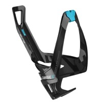 Elite Cannibal XC Water Bottle Cages - Glossy Black/Blue