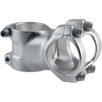 Dimension Trail Stem - 45mm x 96/84 deg x 31.8 Clamp (Silver)