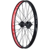 "We The People Supreme Cassette 22"" Rear Wheel - Rear 22"" x 36h x 14mm Axle x 9t Driver (Black)"