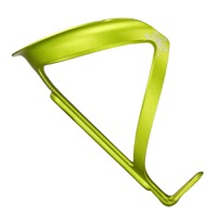 Supacaz Fly Alloy Water Bottle Cage - Neon Yellow