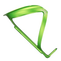 Supacaz Fly Alloy Water Bottle Cage - Neon Green