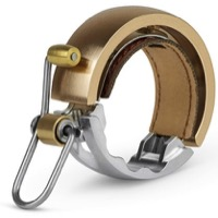 Knog Oi Luxe Large Bike Bells - Brass