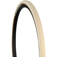 Panaracer GravelKing SK Tubeless Ready Tires - 700 x 38c, Folding Bead (Ivory Tread/Brown Sidewall)