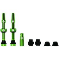 Muc-Off Tubeless Valve Kit - 44mm Valve Kit (Green)