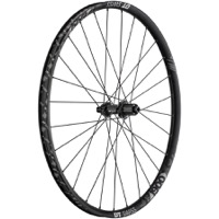 "DT Swiss E 1900 SPLINE 30 27.5"" Wheels - Rear 27.5"" x 12x142mm Thru Axle, Shimano HG (Black)"