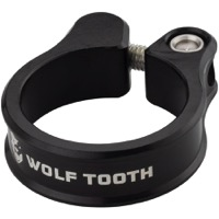 Wolf Tooth Components Seatpost Clamp - 31.8mm (Black)