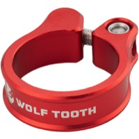 Wolf Tooth Components Seatpost Clamp - 31.8mm (Red)