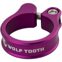 Wolf Tooth Components Seatpost Clamp - 31.8mm (Purple)