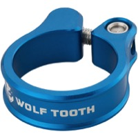 Wolf Tooth Components Seatpost Clamp - 34.9mm (Blue)