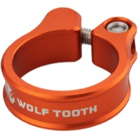 Wolf Tooth Components Seatpost Clamp - 36.4mm (Orange)