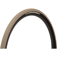 Panaracer GravelKing SK Tubeless Ready Tires - 700 x 38c, Folding Bead (Sandstone Tread/Black Sidewall)