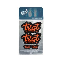 Trust Perfomance Message Decal Kits - Decal Kit (Orange)