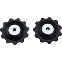 Shimano Derailleur Pulleys and Bolts - Deore M6000 SGS Pulley Set (Pair)