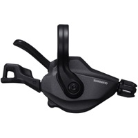 Shimano SL-M8100 XT Single Shifters - 12 Speed - Right Only, 12 Speed (Black)