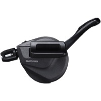 Shimano SL-M8100 XT i-Spec EV Single Shifters - 12 Speed, Direct Attach - Left Only, 2 Speed (Black)