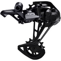 Shimano RD-M8100 XT Rear Derailleur - 12 Speed - Long Cage for 1x, SGS (Black/Grey)
