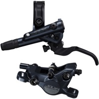 Shimano BR-M7100 SLX 2-Piston Disc Brakes - Front Brake (1000mm)