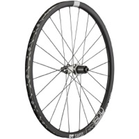 DT Swiss GR 1600 Spline 25 Wheels - 650b Rear, 12x142mm Thru Axle, Shimano HG-11 (Black)
