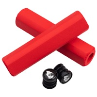 Wolf Tooth Fat Paw Cam Grips - Pair (Red)