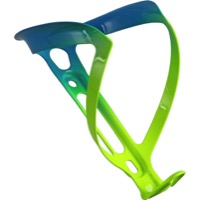 Supacaz Fly Alloy Water Bottle Cage - Neon Yellow/Neon Blue (Limited Edition)
