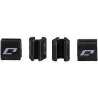 Jagwire Wire Hook E-Shift Housing Guides - 4 Pack (Black)