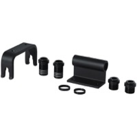 Delta Thru Axle Hitch Pro Pick-up Bed Mount - Mount (Black)