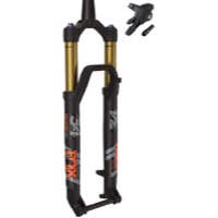 "Fox 34 Float SC FIT4 2-Pos Remote 29"" Fork 2020 - Factory Series - 1.5"" Tapered Steerer, 120mm Travel, 15x110mm Boost TA, 44mm Offset (Black)"