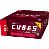 Clif Bar Endurance Bites - Tart Cherry (Box of 12)